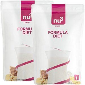 Nahrungsergänzung Kaufen Diät NU3